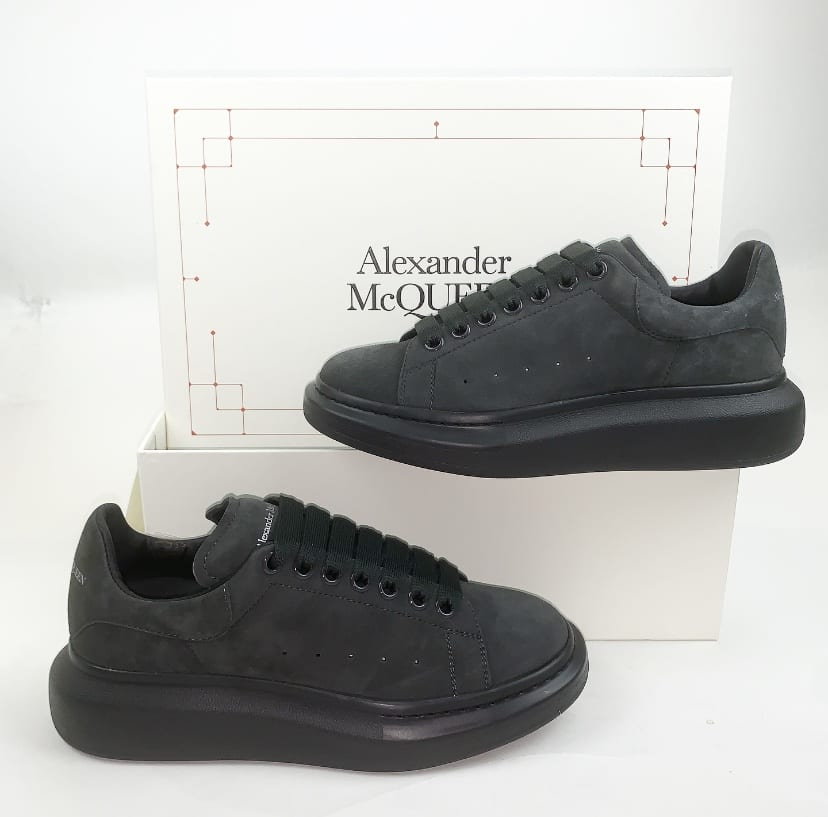 how to clean alexander mcqueen trainers